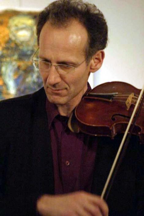 Xavier Julien-Laferriere, violoniste