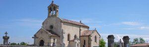 Eglise de Saint Médard d'Eyrans