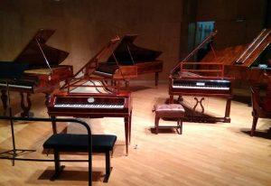 Ensemble Hexameron, Luca Montebugnoli pianoforte, mardi 2 juillet à 20h30 au Château Le Thil