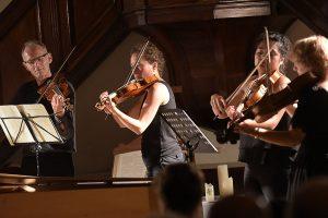 Les Caractères orchestre, Gabriel Diaz contreténor, mercredi 26 juin, 20h30, église de Saint Michel de Rieufret