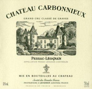 Vins du Chateau Carbonnieux