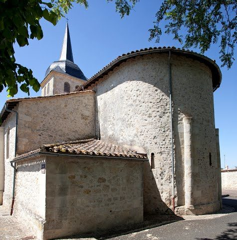 Eglise d'Yvrac