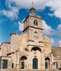 Eglise de Barsac